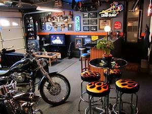 Man Cave Garage Ideas Smart Garage