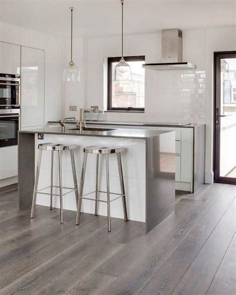 aspen kitchen island best 25 wood floor kitchen ideas on beautiful