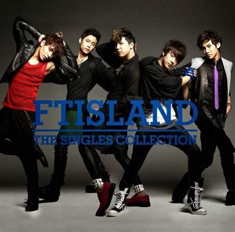 Album Ftisland 5 Go Japanese Ft Island The Singles Collection Virus Kpop