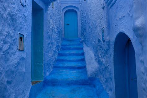 photo essay  blue city  chefchaouen morocco james