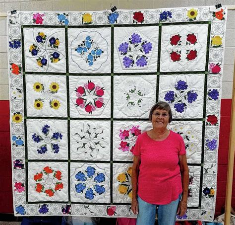 Quilt Show Names Winners