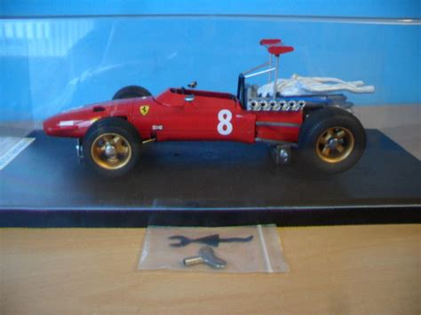 You'll receive email and feed alerts when new items arrive. Schuco - Schaal 1/16 - Ferrari Formel 2 1073 - Catawiki