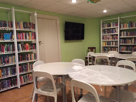 Small Library, Big Ideas!
