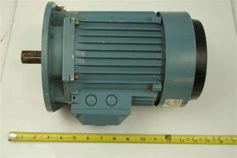 Abb Electric Motor by Abb Electric Motor 440v 280v 65kw 3740 Rpm Ebay
