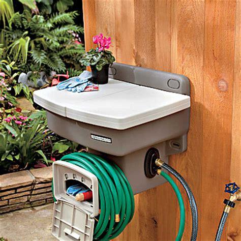 indoor no plumbing sink outdoor sink station no plumbing image search results