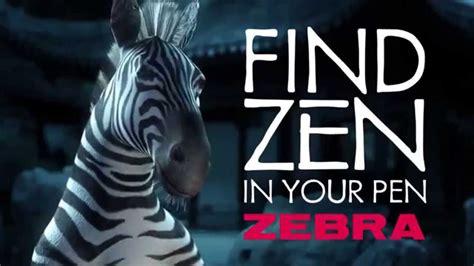 zebra pen pens orbitz zen gel point medium retractable