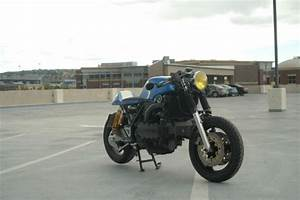 Buy 1996 Bmw K1100rs Cafe Racer Street Fighter Bobber On 2040