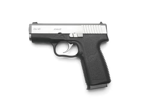 Gun Review Kahr's Highperformance Big Bores  Kahr Arms