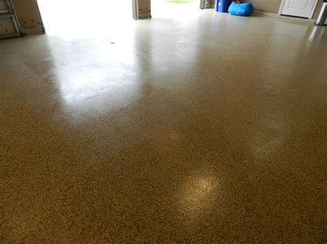 Metallic Epoxy Flakes Flooring   Stamped Artistry Houston