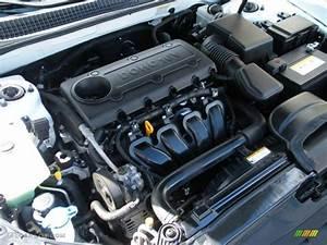 2009 Hyundai Sonata Limited 2 4 Liter Dohc 16v Vvt 4