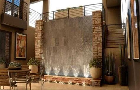 15 Modern Interior Design Ideas Bringing Water Features High Back Upholstered Dining Bench Tile Ready Shower Best Multimeter Teak Patio Entry Hall Benches Museum Wilton Vise Bathroom Vanity Stool Or