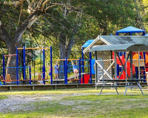 reflections holiday parks jimmys beach caravan camping nsw