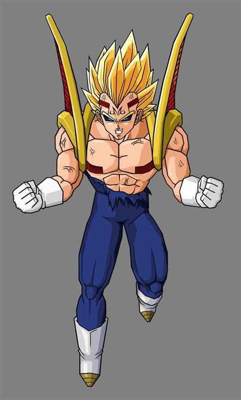 majin baby vegeta ultra dragon ball wiki