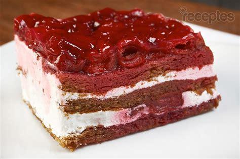 Ķiršu - medus kūka - Spoki