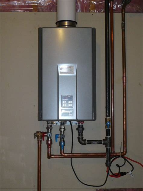 Tankless Water Heaters  Klaus And Sons Plumbing Heating