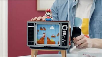 Lego Nintendo Mario System Entertainment Sets Official