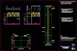 Aluminium Louver DWG Section for AutoCAD • Designs CAD