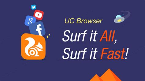 uc browser fast secure android apps