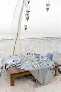 Mariage Theme Mer : mariage th me mer en quelques id es photos pour vous faire r ver ~ Nature-et-papiers.com Idées de Décoration