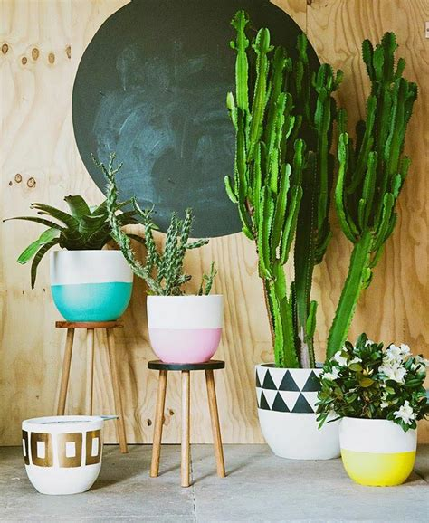 pot plant design idea 99 great ideas to display houseplants indoor plants decoration balcony garden web