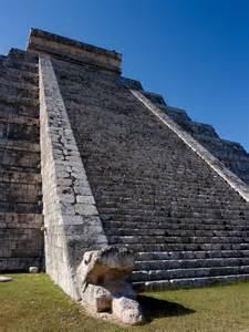 Cancun Mexico Mayan Pyramid