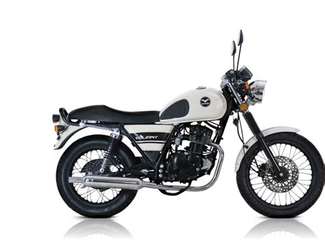 About The Lexmoto Valiant 125