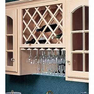 Diagonal Wine Racks - Finish Carpentry - Contractor Talk