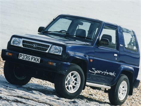 Daihatsu Sportrak 1997