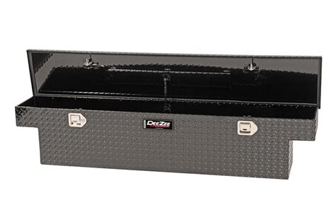 bed tool box zee dz6170nb tool box truck bed rail to rail ebay