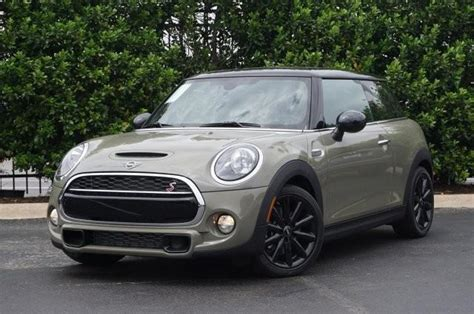 2019 Mini For Sale by New 2019 Mini Cooper S Hardtop Emerald Gray Metallic Car