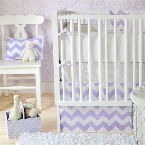 27 best images about purple chevron crib bedding on baby crib bedding crib sets and