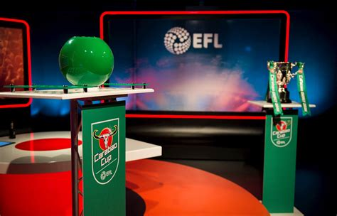 Gillingham are ball 15 for Carabao Cup draw - News ...