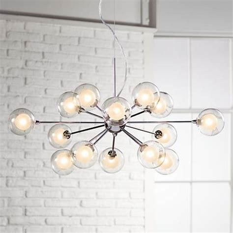 Possini Design Chandelier by Possini Design Glass Sphere 15 Light Pendant