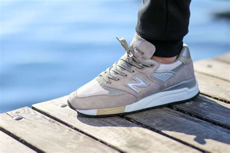 Nike Light Blue Shoes by New Balance M998cel Quot Elephant Skin Quot Sneakers Addict