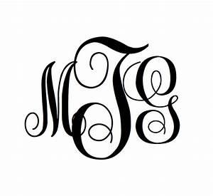 monogramsbym free monogram font With free monogram