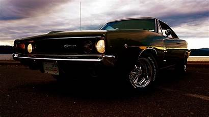 Charger Dodge Muscle Cars 1968 Road Wallpapers