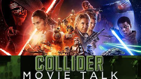 Collider Movie Talk - The Force Awakens Sinks Titanic ...