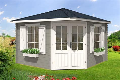 5eck Gartenhaus Monica28 Royal 5eck Gartenhaus Monica