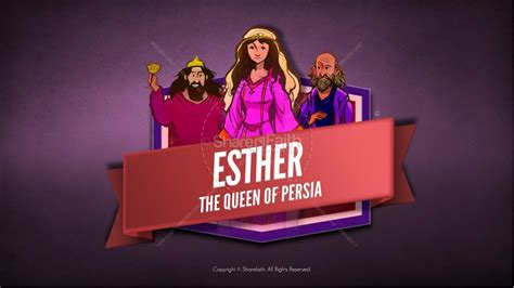 esther bible story bible stories 740 | slide 02