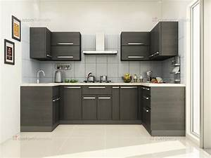 Modular kitchen designs for Modular kitchen u shaped design