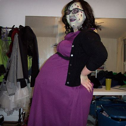 pregnant zombie costume halloween costumes diy creative
