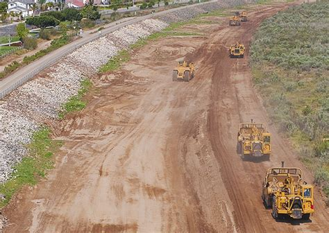 Santa Maria Levee Project Papich Construction Company