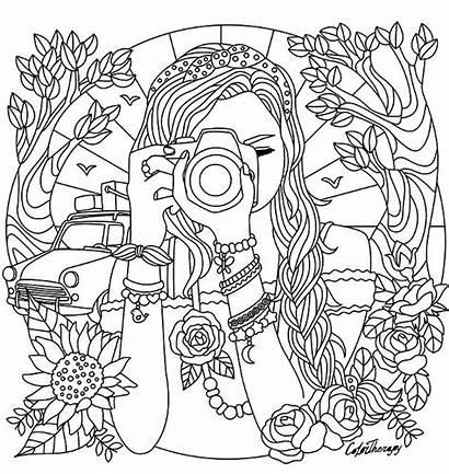 Pages Drawing Teenagers Coloring Teens Printable Getdrawings
