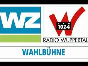 Radio Wuppertal Rechnung : die wahlb hne von radio wuppertal und der westdeutschen zeitung youtube ~ Themetempest.com Abrechnung