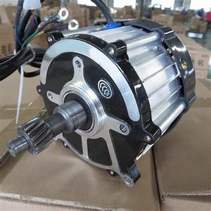 75kw 100hp Electric Car Motor 100kw