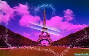 Paris With Effect Wallpaper by BlankTaeJin on DeviantArt