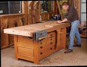 Construire Un établi En Bois : etabli bois ~ Premium-room.com Idées de Décoration