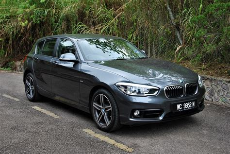Test Drive Review  Bmw 118i Sport Autoworldcommy