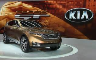 The Kia Cross Gt Concept Unveiled At The Chicago Auto Show