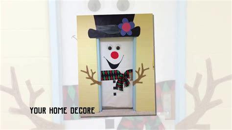 christmas door decorations  walmart christmas door